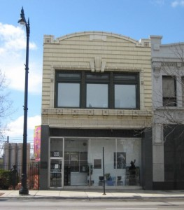 The legendary Chess Studios at 2120 S. Michigan Avenue; photo stolen from e-Five's HubPage